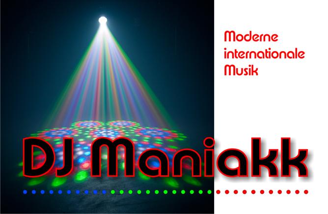 Logo DJ Maniakk München