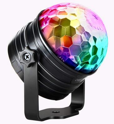 Auch für eine Hochzeit geeignet: Kleiner aber feiner Lichteffekt